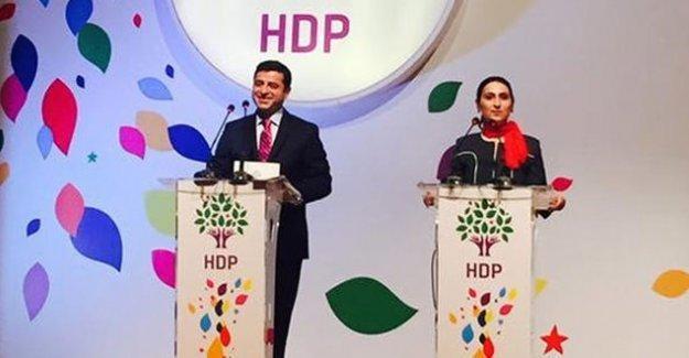 HDP'nin Seçim Beyannamesi'ne toplatma kararı!