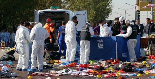 Ankara Katliamı şüphelisi,  IŞİD'in 'Antep Emiri'