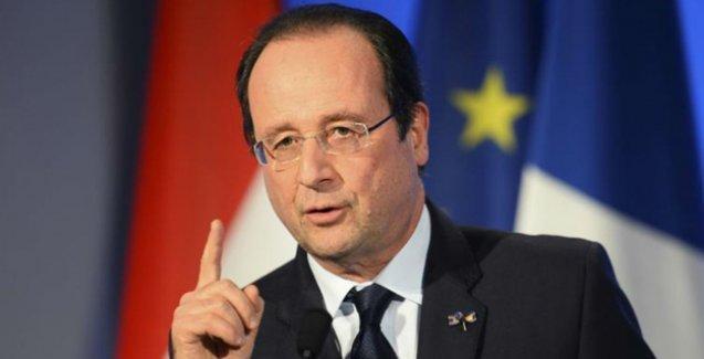 Hollande: Suriye'de olası başarısızlık bölgesel savaşa dönüşür