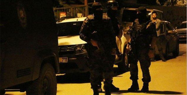 Bitlis'te 12 kişi tutuklandı