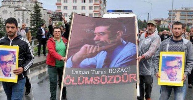 Katliam kurbanının cenazesi hakkında 'Cumhurbaşkanı'na hakaret' soruşturması!