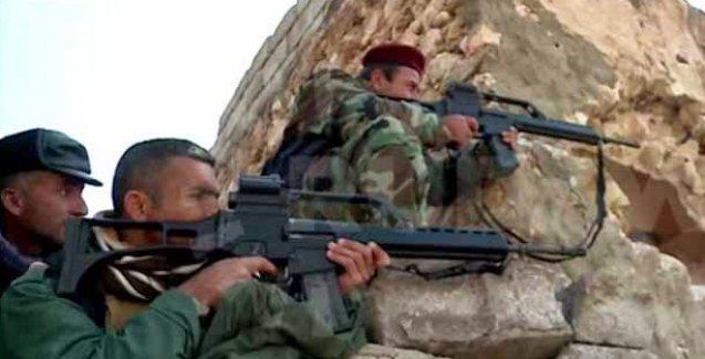 Kerkük'te 10 köy daha IŞİD'den temizlendi