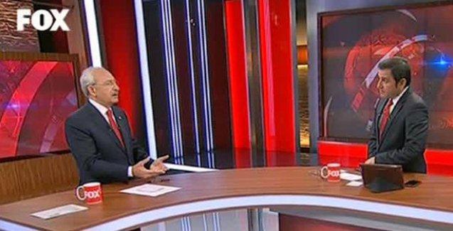 Kılıçdaroğlu: Arınç TRT'den sorumluyken bizim yayınlarımızı kesiyordu