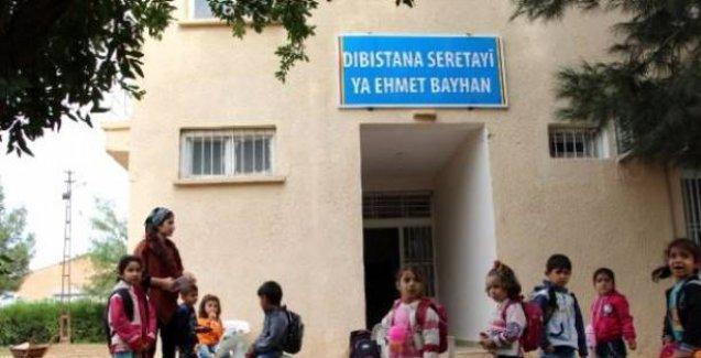 Kürtçe eğitim veren okul mühürlendi