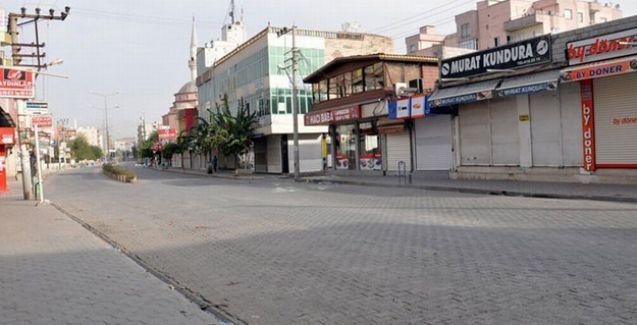Lice'de 6 bölgede eylem yasaklarını da kapsayan sokağa çıkma yasağı