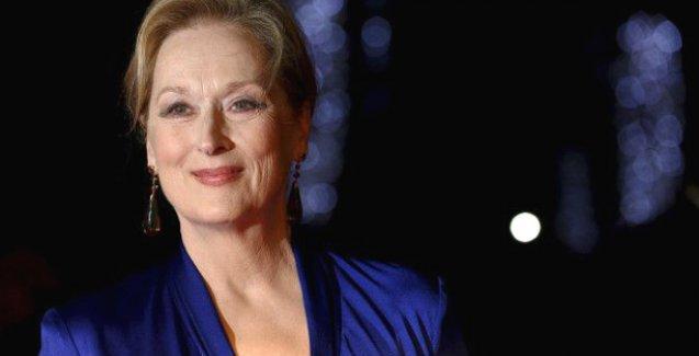 Meryl Streep'ten erkek egemenliğine sert eleştiri