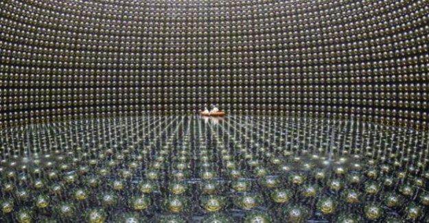 Nobel fizik ödülü nötrinolara