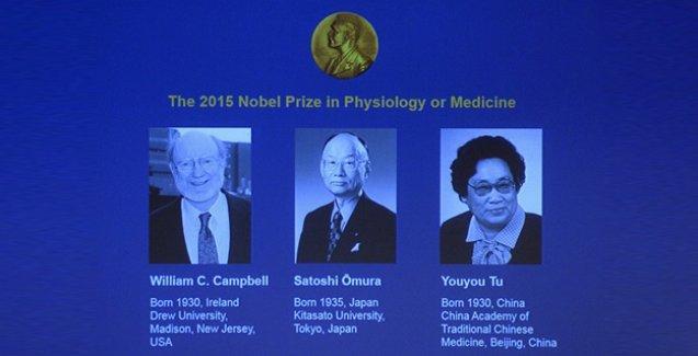 Nobel Tıp Öldülü sahiplerini buldu
