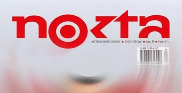 Nokta dergisi yöneticileri hakkında tutuklama talebi
