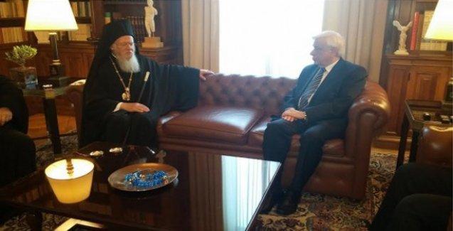 Patrik Bartholomeos Ruhban Okulu'nun açılmasını istedi