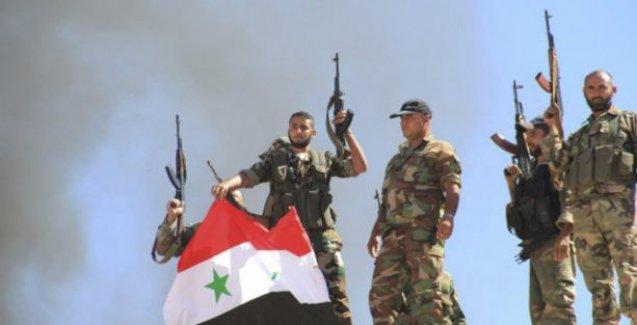 Reuters: Hizbullah ve İran, Suriye'de kara harekatına hazırlanıyor