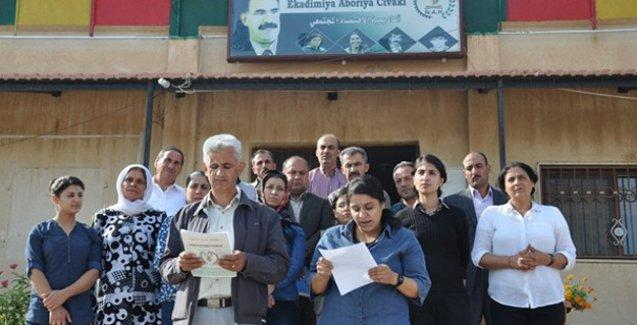 Rojava Ekonomi Konferansı'nın sonuç bildirgesi açıklandı