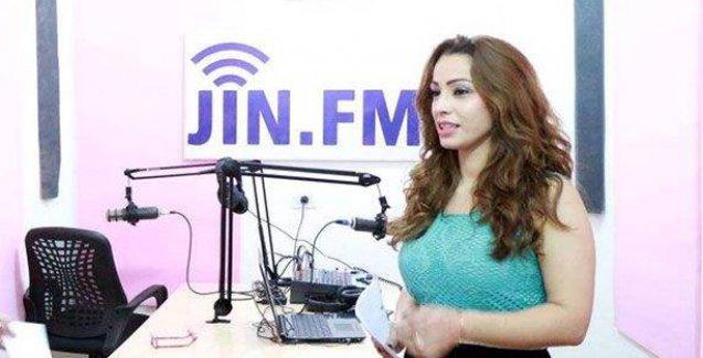 Rojova'da bağımsız kadın radyosu