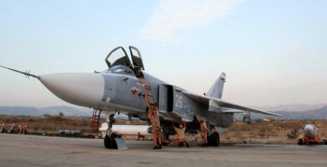 Rusya: 51 IŞİD hedefini vurduk