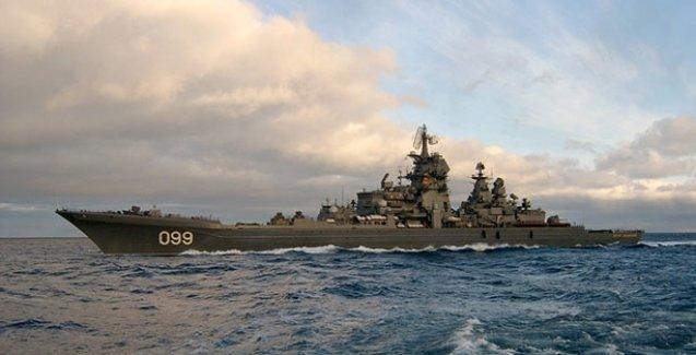 Rusya: IŞİD'i Hazar Denizi'nden füzelerle vurduk