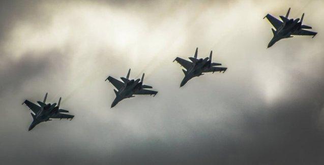 Rusya: Suriye'de 49 IŞİD hedefini vurduk