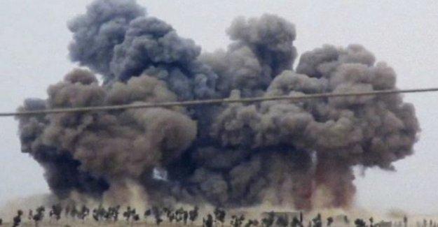 Rusya: Suriye hava harekatı 3-4 ay sürecek