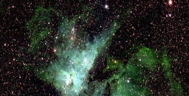 Samanyolu'ndan 46 milyar piksellik fotoğraf