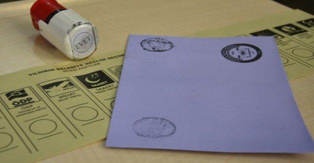 Yurt dışında kullanılan oy oranı 7 Haziran'dakini geçti