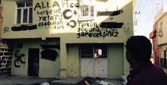 Sur halkı: Buradakiler devletin polisi değil de IŞİD'li gibi