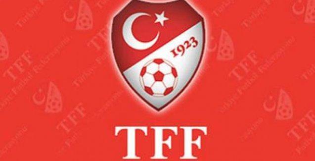 TFF: Ulusal yas nedeniyle tüm müsabakalar ertelendi