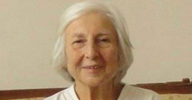 THKO kurucularından Gülay Ünüvar hayatını kaybetti