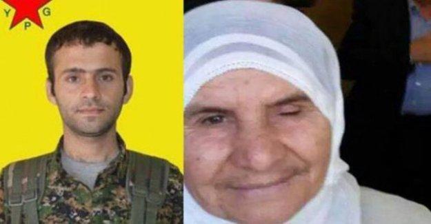 Torunu IŞİD'le savaşırken Şengal'de, kendisi Ankara'da öldürüldü