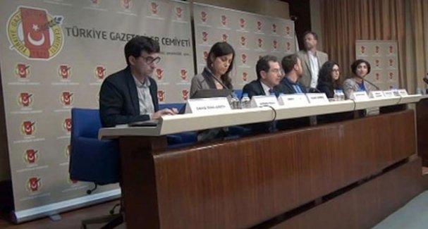 Uluslararası basın örgütlerinden Türkiye açıklaması: Gazetecilik suçmuş gibi davranılamaz