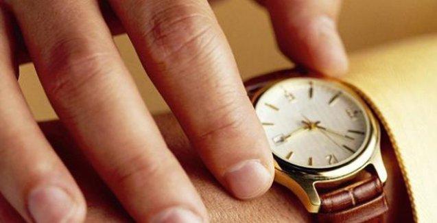 Yarın sabah uyandığınızda saatiniz yanlış olmasın!