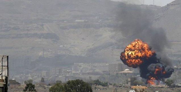 Yemen'de düğüne hava saldırısı: En az 13 ölü