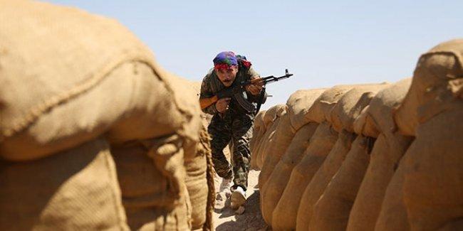 YPG: IŞİD, Kobani'ye bağlı kasabalara saldırdı; 20 IŞİD'li öldürüldü