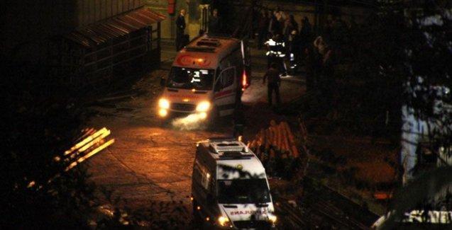 Zonguldak'ta maden ocağında göçük: Bir ölü, bir yaralı