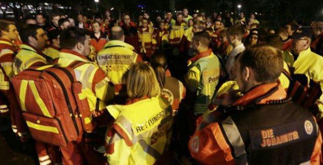 Almanya - Hollanda maçı bomba tehdidi nedeniyle iptal edildi