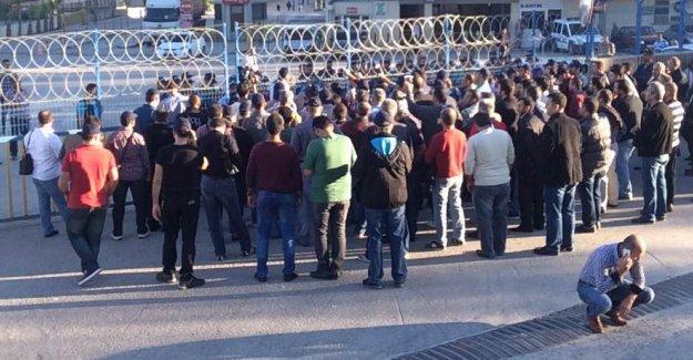 Anadolu cam ve Paşabahçe'de cam işçileri grevde