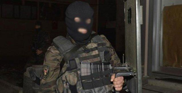 Ankara'da IŞİD operasyonu: 7 gözaltı