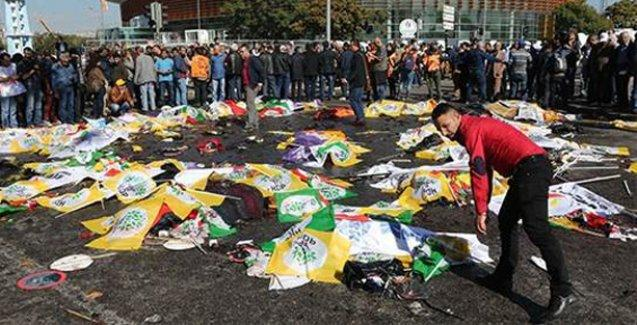 Ankara Katliamı'nı protesto eden emekçiye soruşturma ve sürgün