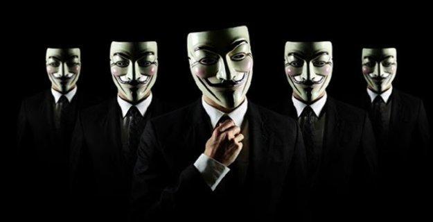 Anonymous: Türkiye IŞİD'i destekliyor