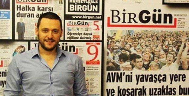 Barış İnce'ye TÜRGEV'e hakaretten tazminat cezası