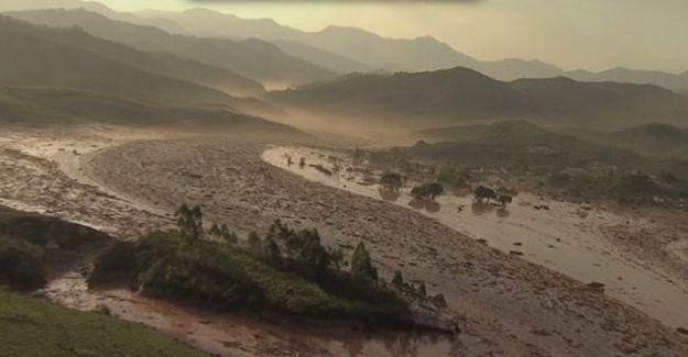 Brezilya'da baraj çöktü: En az 17 ölü, 45 kayıp
