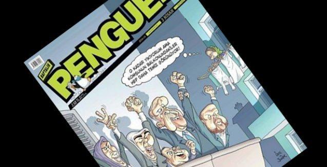 Cezaevinde Penguen yasağı: Devlet büyüklerinin ağzını burnunu yamultuyor