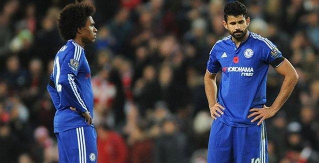 Chelsea yine mağlup oldu