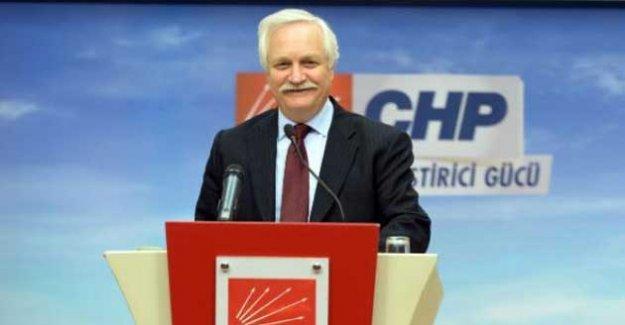 CHP'de Genel Başkan Yardımcısı istifa etti