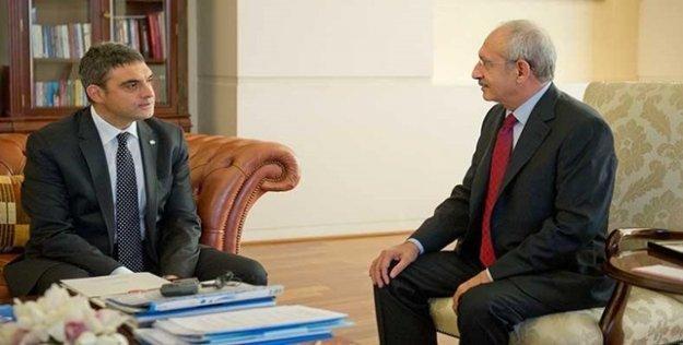 CHP'li Oran: Kılıçdaroğlu tarihi kararla karşı karşıya