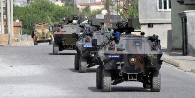 Cizre'de vurulan belediye çalışanın kolu kesildi