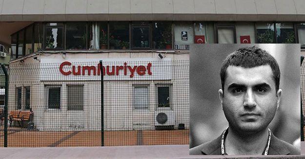 Cumhuriyet muhabiri Alican Uludağ da ifade verdi