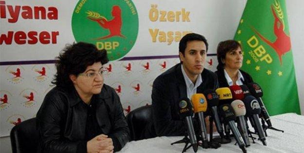 DBP: Başkanlık sistemini tartışmak serbest özerkliği tartışmak yasak