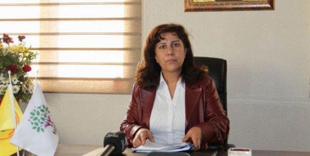 DBP Diyarbakır İl Eş Başkanı tahliye edildi