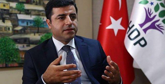 Selahattin Demirtaş: AKP Türkiye'nin IŞİD'i