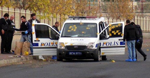 Diyarbakır'da çatışma: 3 polis yaralı