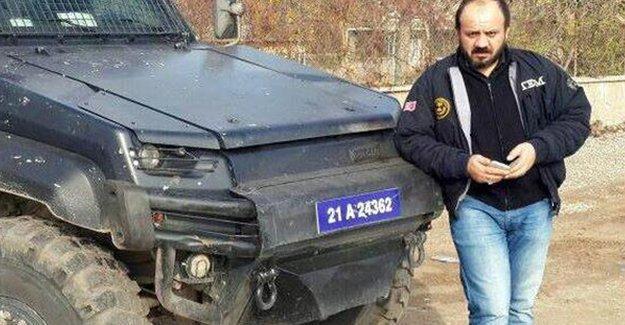 Diyarbakır'daki çatışmada ölen polisin kimliği açıklandı